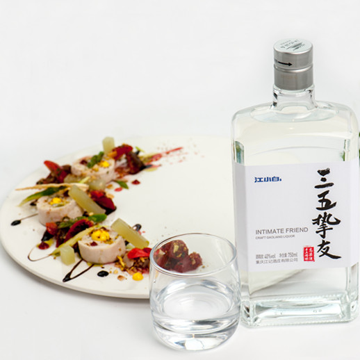 Intimate Friend - Top quality baijiu perfect with food