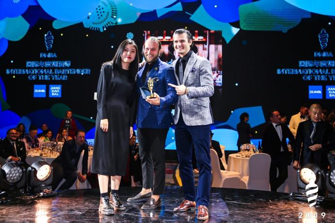 International Bartender of the Year Winner Martin Hudak